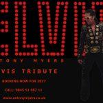 Antony Myers-Elvis Presley Tribute